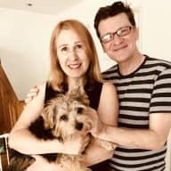 Profile image for pet sitters Gavin & Trisha