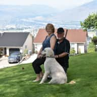 Profile image for pet sitters Gary & Therese