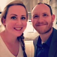 Profile image for pet sitters Adrienne & James