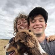 Profile image for pet sitters Sacha & Sander