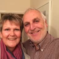 Profile image for pet sitters Kay & Chris