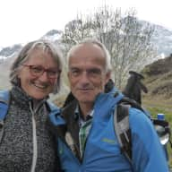 Profile image for pet sitters Dagmar & Frits