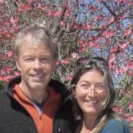 Profile image for pet sitters Cathie & Brian