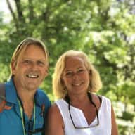 Profile image for pet sitters Marcy & Scott