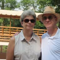 Profile image for pet sitters Barbara J & John