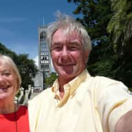 Profile image for pet sitters Sheila & Peter