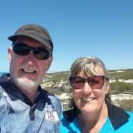 Profile image for pet sitters Paul & Therese