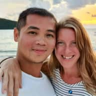 Profile image for pet sitters Andrea & Ninh