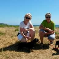 Profile image for pet sitters Gabi & Ulla