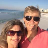 Profile image for pet sitters Mary & Dennis