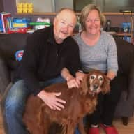Profile image for pet sitters Alexander & Anne