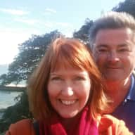 Profile image for pet sitters Liz & Rob