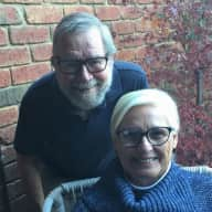 Profile image for pet sitters John & Robyn