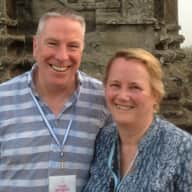 Profile image for pet sitters Judith & Tony