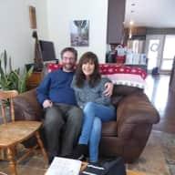 Profile image for pet sitters Gillian & Richard