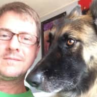 Profile image for pet sitter Fred