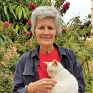 Profile image for pet sitter Jeannette