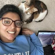 Profile image for pet sitter Nazia