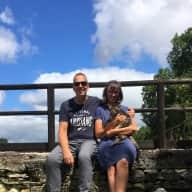 Profile image for pet sitters Monika & André