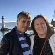 Profile image for pet sitters Mark & Joanne