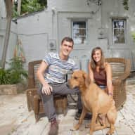 Profile image for pet sitters Claudia & Jairo