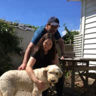 Profile image for pet sitters Emily & Greg