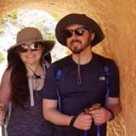 Profile image for pet sitters Nick & Gina