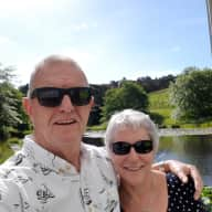 Profile image for pet sitters Robyn & Don