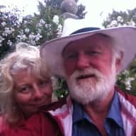 Profile image for pet sitters Cherry & Barry