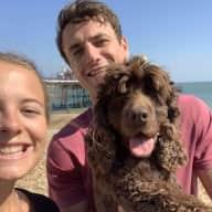 Profile image for pet sitters Charlotte & Callum