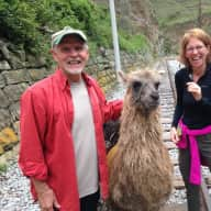 Profile image for pet sitters Stephen B. & Cindy