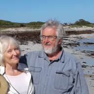 Profile image for pet sitters Howard & Sheilagh