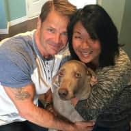 Profile image for pet sitters Carol & Roelof