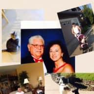 Profile image for pet sitters Eleanor & Jose