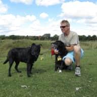 Profile image for pet sitters Sharron & Gary