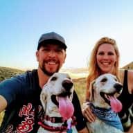 Profile image for pet sitters Dustin & Laci