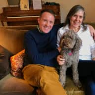 Profile image for pet sitters Robert & Jane