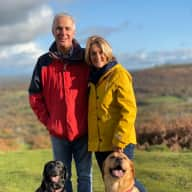 Profile image for pet sitters Philippa & David