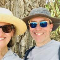 Profile image for pet sitters Susan & David