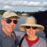 Profile image for pet sitters Michele & Mark