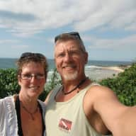 Profile image for pet sitters Nora & Lyle