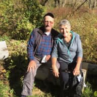 Profile image for pet sitters Bill & Audrey