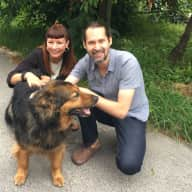 Profile image for pet sitters Alexandra & Marco