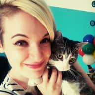 Profile image for pet sitter Gabriela