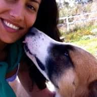 Profile image for pet sitter Jimena