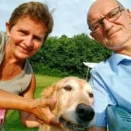 Profile image for pet sitters Rik & Anneke