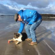 Profile image for pet sitters Ron & Dianne