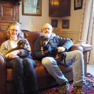 Profile image for pet sitters Elizabeth & Steve