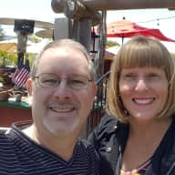 Profile image for pet sitters Michael & Galynn