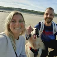 Profile image for pet sitters Myrthe & Dennis